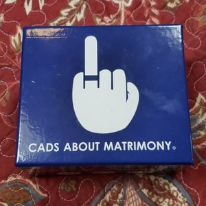 Cads About Matrimony Game